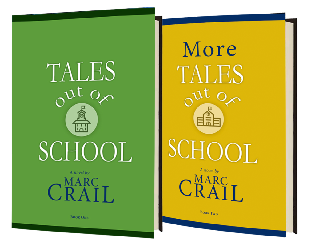 Book Review : More Tales Out of School- Book Two