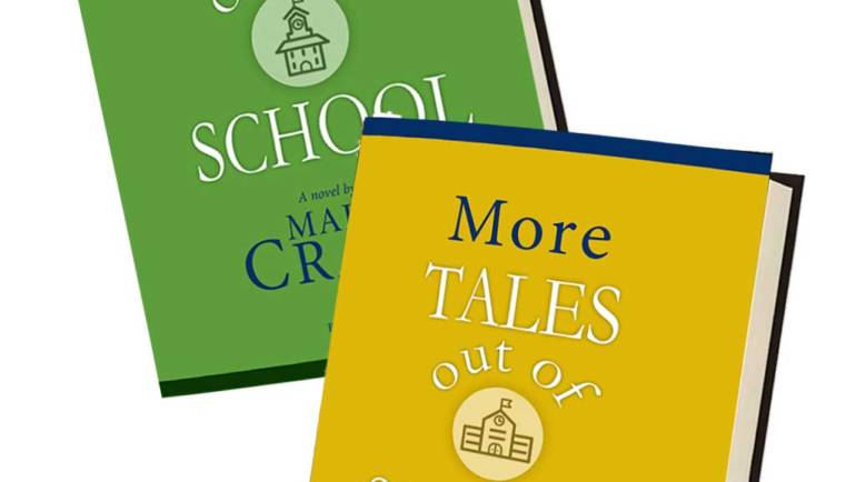 From Student to Teacher to Principal to Superintendent to Published Author: An Interview with Marc Crail